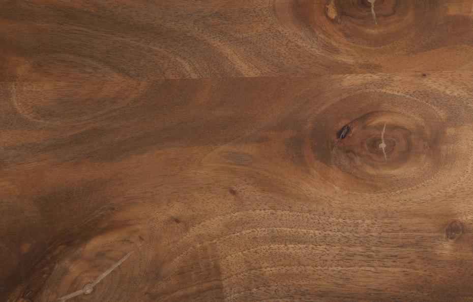 Europäischer Nussbaum, gedämpft, lebhaft, astig