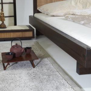 Asiatische Betten