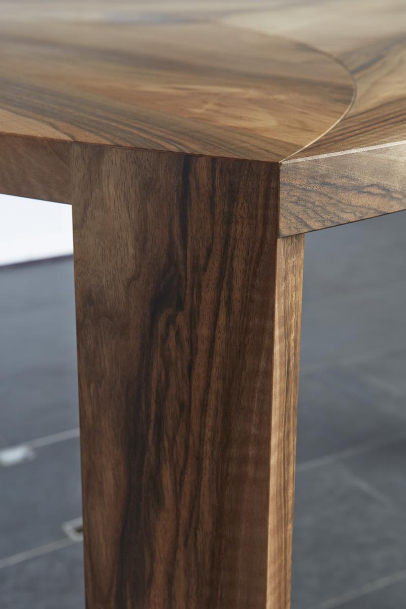 Dreieckiger Tisch. Good Ideen Dreieckiger Gartentisch Und ...