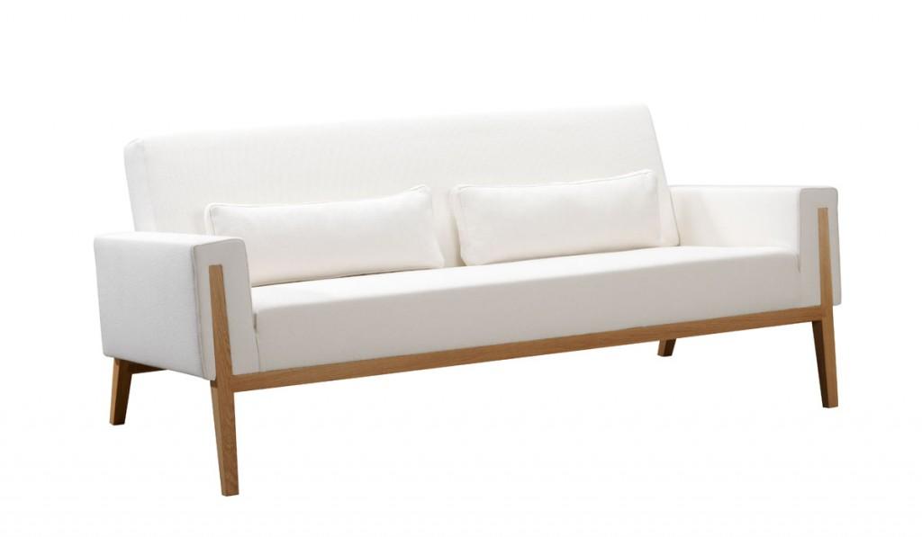 2er Sofa «Ziller» – traditionelle Handwerkskunst auf höchstem Niveau.