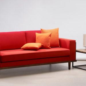 Sofa mit Massivholzrahmen «Marian»