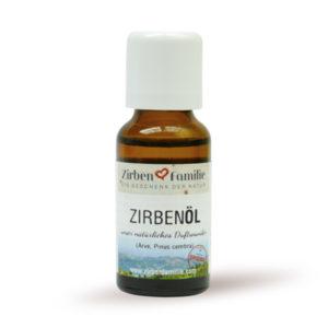 Arvenöl / Zirbenöl