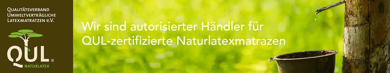 öko trend_QUL-Händler Naturlatex