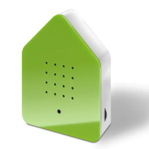 zwitscherbox_gehäuse-weiss_front-grün
