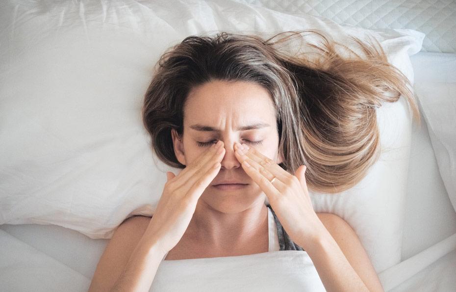 Archivseite_Bettwaren für Allergiker und Veganer_Frau