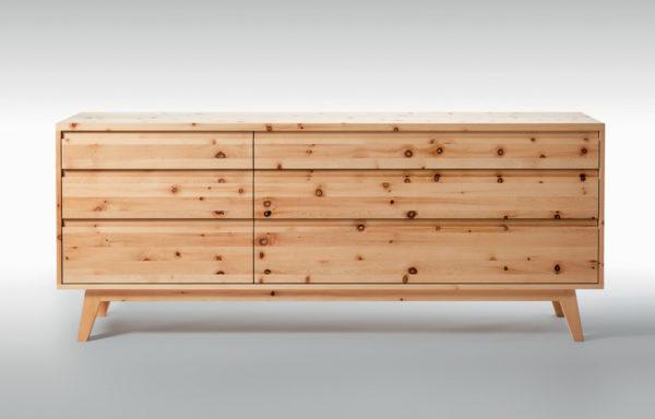 HUBERT-FELDKIRCHER_Sideboard_Pinus_frontal