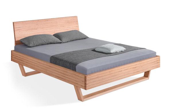 DORMIENTE-Massivholzbett_Udana_Designbuche_mit-Rückenlehne
