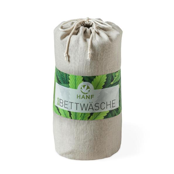 DORMIENTE_Hanf-Bettwäsche_Verpackung