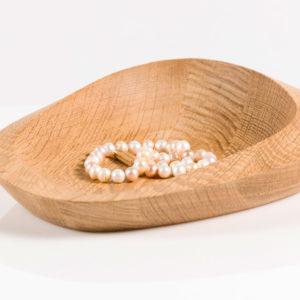 SOLID-WOOD_Minischale_Eiche_Perlenkette