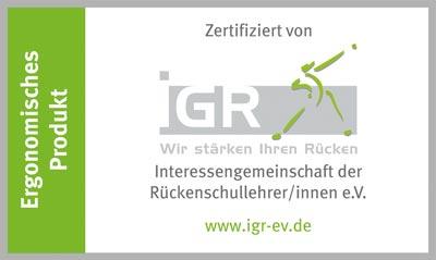 IGR-Label_ergonomischesProdukt_NC-Orthof+Physiof