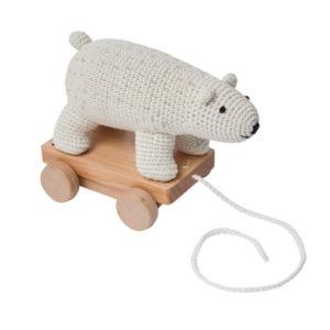 SEBRA_Häkel-Nachziehtier,-Eisbär,-Arctic-Animals