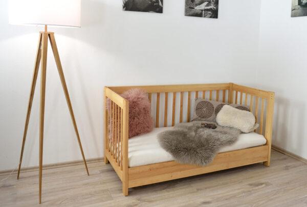 BeneVita-Babybett_ohne Gitter