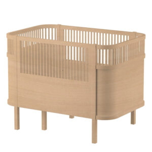 SEBRA_Babybett_Baby-&-Jr.,-Wooden-Edition