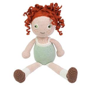 SEBRA_Häkel-Puppe,-Hanna